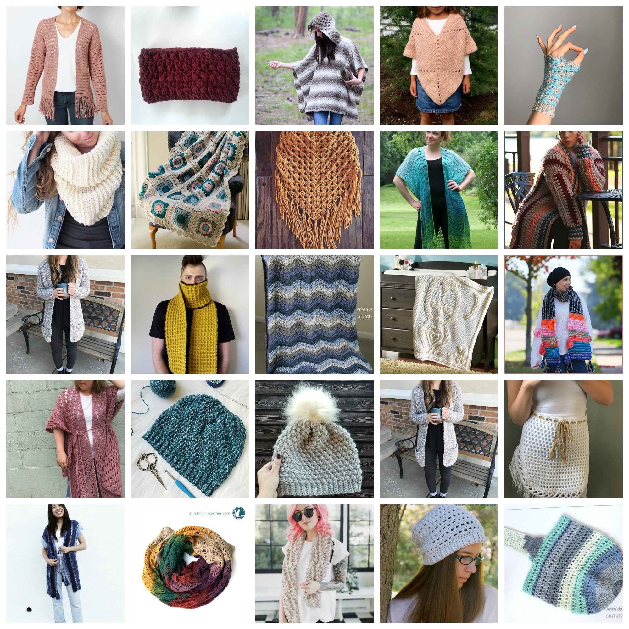 """808e9ded15 ... About Layers"""" crochet patterns for over 90% off…but make sure to take  advantage of this deal now because once the sale is over"""