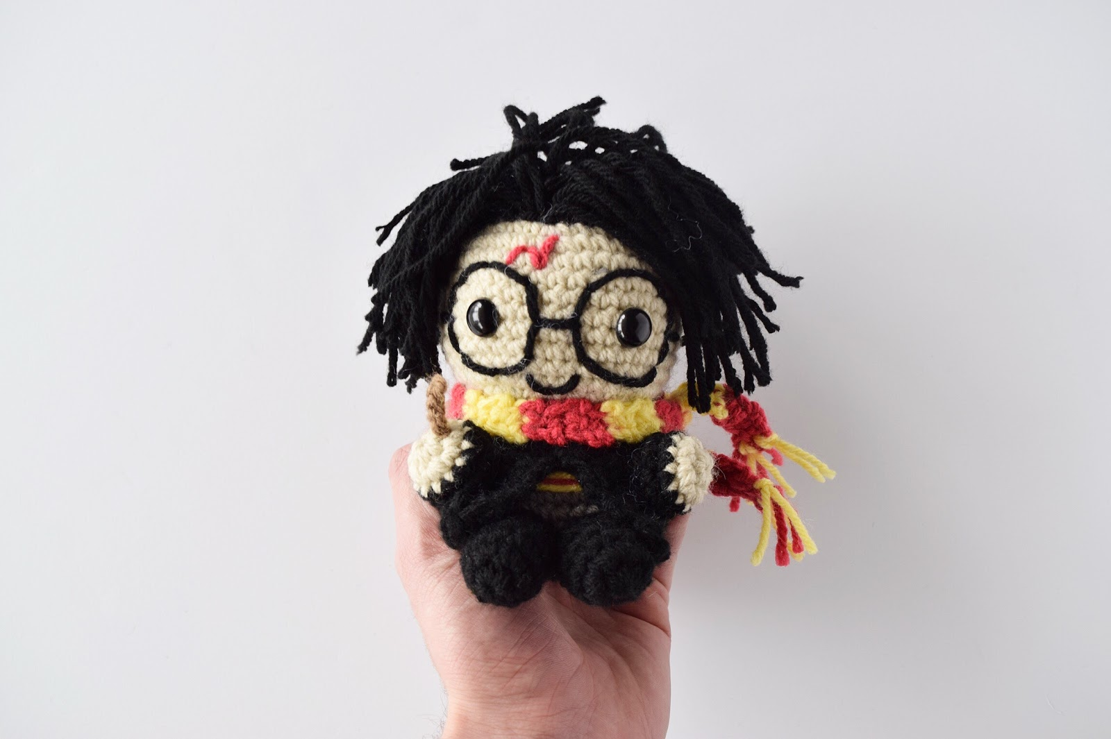 Harry Potter Amigurumi Pattern Knot Bad