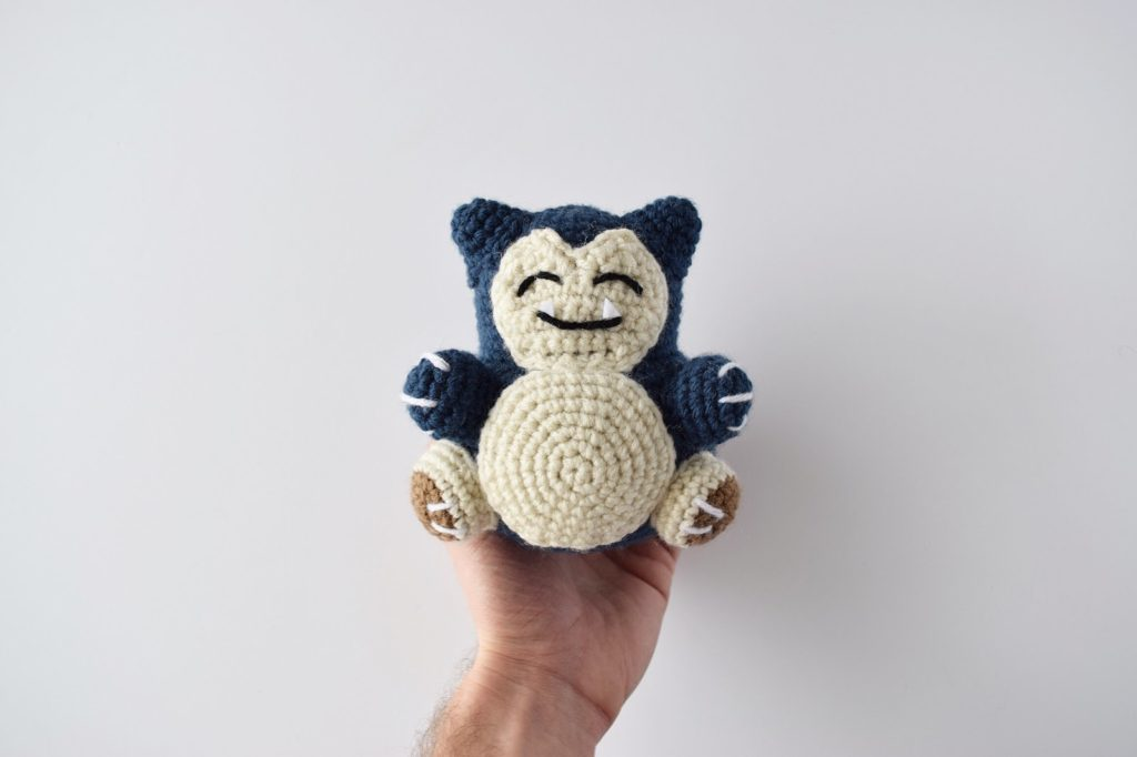 Knot Bad - Patterns - Crochet - Amigurumi - Yarn Punk