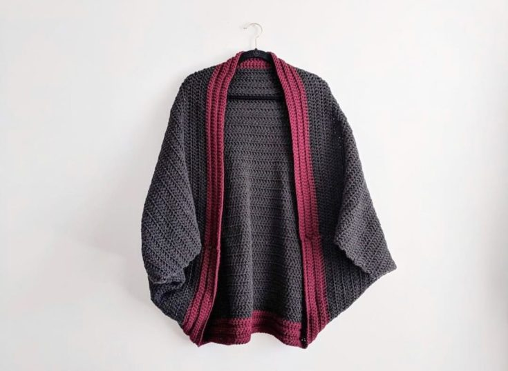 The Blood Moon Cardigan