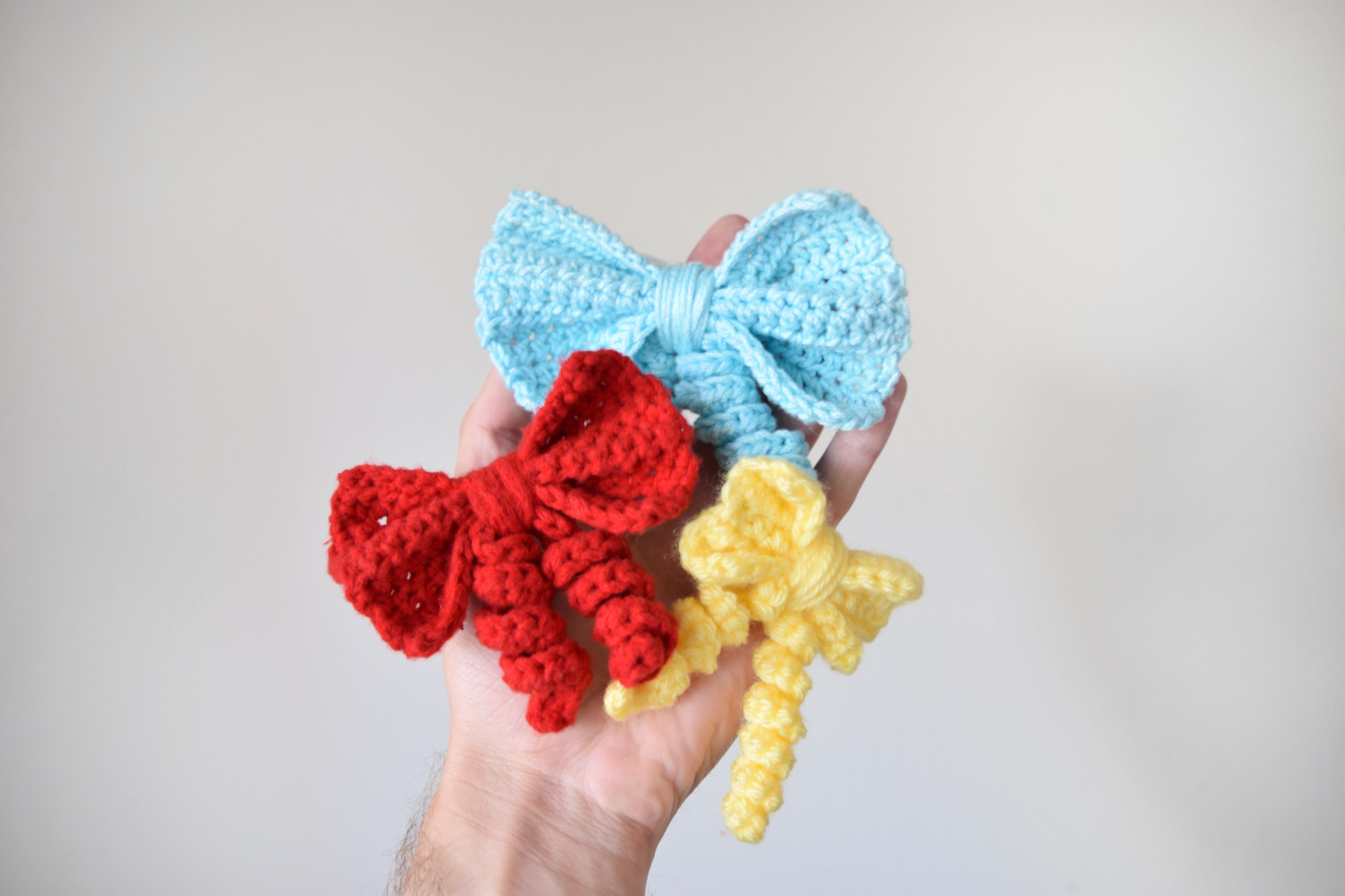 How To Create Your Own Crochet Bow Knot Bad