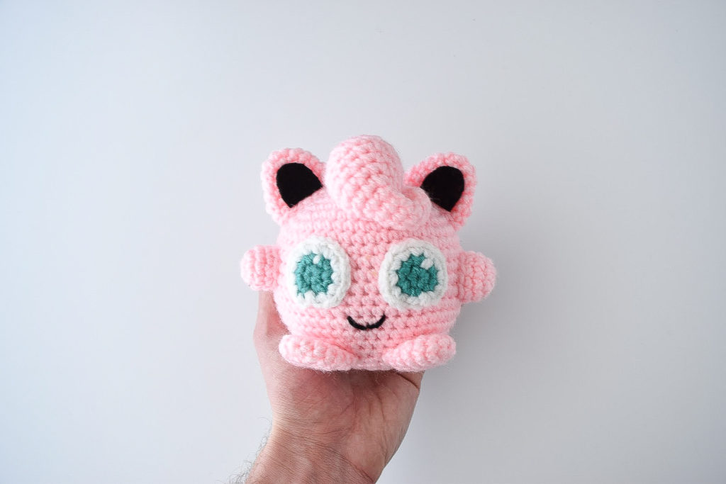 12 Free Pokemon Go Amigurumi Crochet Patterns | 683x1024
