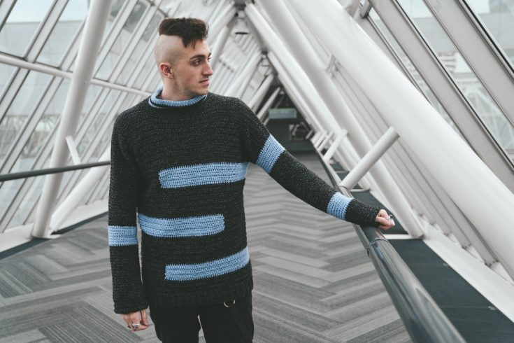 The Hyperreality Sweater