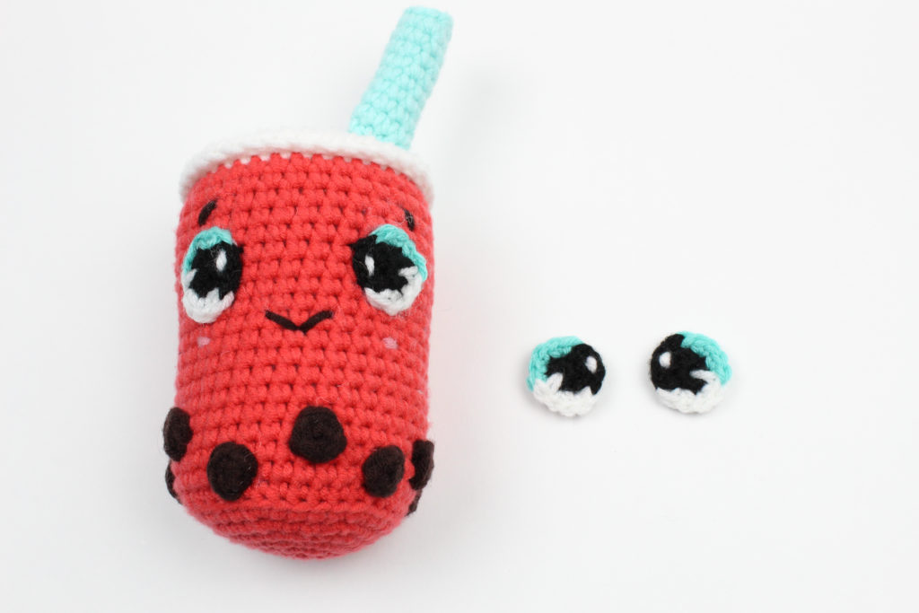 Different types of eyes - crochet tutorial - YouTube | 683x1024