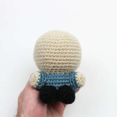How to Crochet a Basic Amigurumi Body