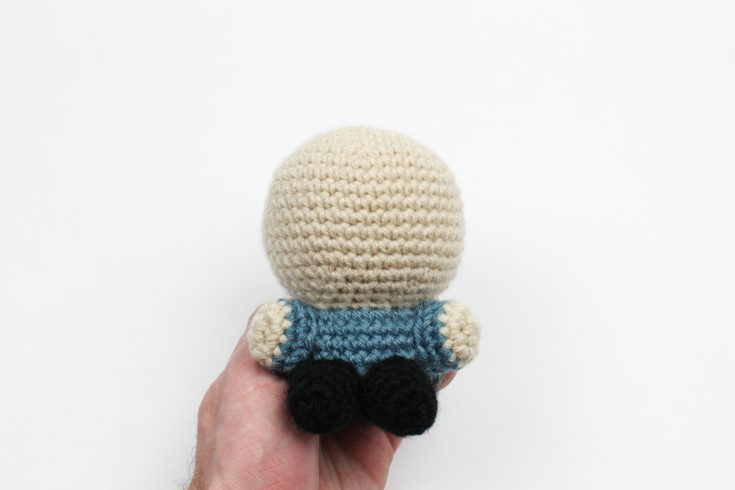 How to Crochet a Basic Amigurumi Body