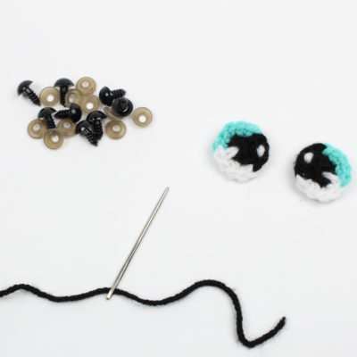 How To Choose Eyes for Amigurumi!