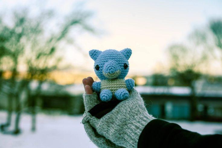 Crochet Blastoise