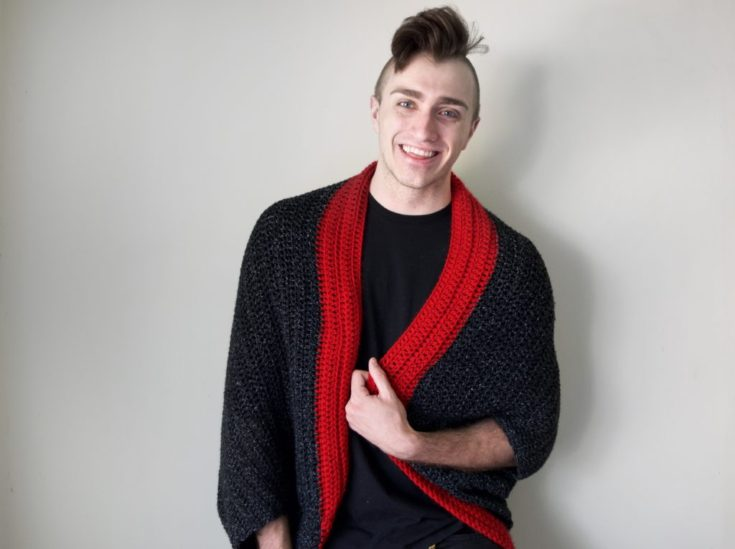 The Blood Moon Cardigan - Knot Bad