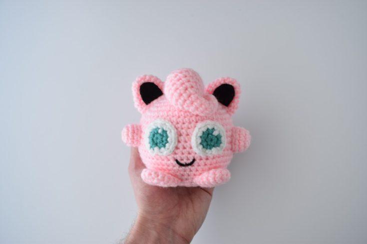 Jigglypuff Amigurumi Pattern