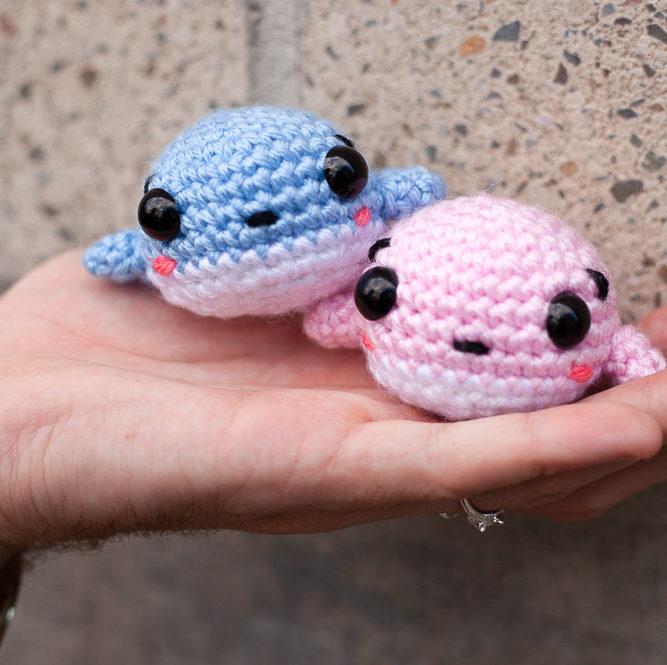 MYSTICETI the Whale - Amigurumi Crochet Pattern - American | 665x667