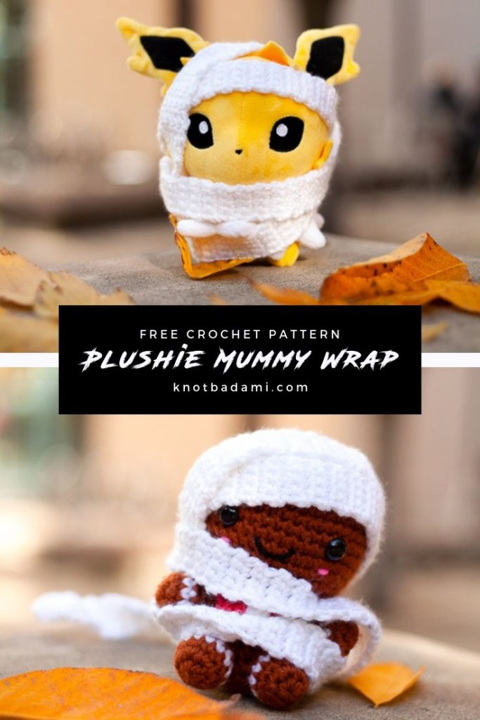 Plushie Mummy Wrap Knot Bad How to keep a mummy. plushie mummy wrap knot bad
