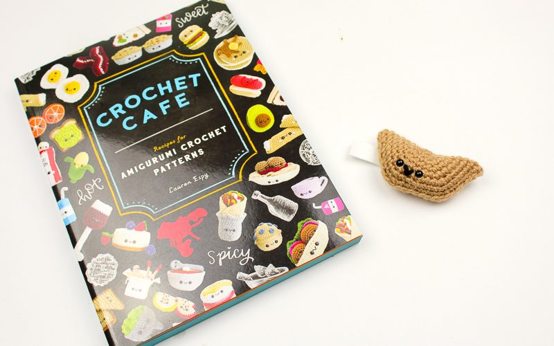 Crochet Cafe Book Review